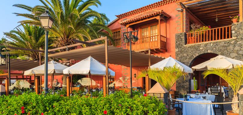 Adeje - Finca oder Ferienwohnung mieten, auf Teneriffa, Kanaren, Spanien