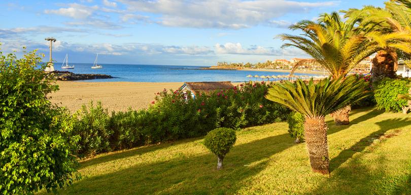 Los Christianos - Finca oder Ferienwohnung mieten, auf Teneriffa, Kanaren, Spanien