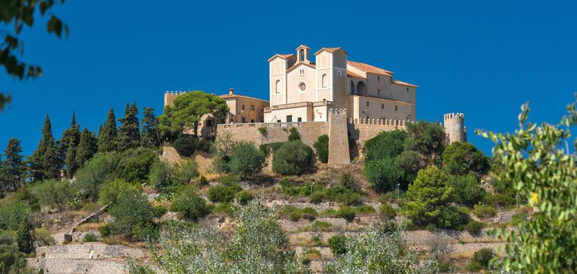 Artà - Finca oder Ferienwohnung mieten, auf Mallorca, Balearen, Spanien
