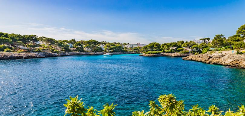 Cala d'Or - Finca oder Ferienwohnung mieten, auf Mallorca, Balearen, Spanien