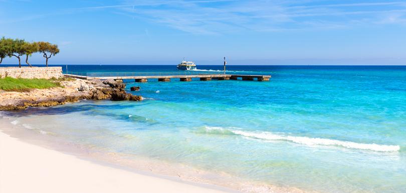 Cala Millor - Finca oder Ferienwohnung mieten, auf Mallorca, Balearen, Spanien