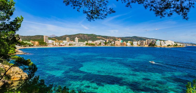 Magaluf - Finca oder Ferienwohnung mieten, auf Mallorca, Balearen, Spanien
