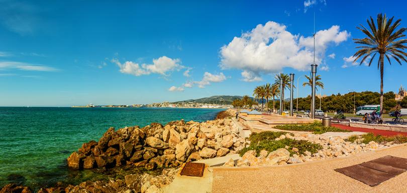 Palma de Mallorca - Finca oder Ferienwohnung mieten, auf den Balearen, Spanien