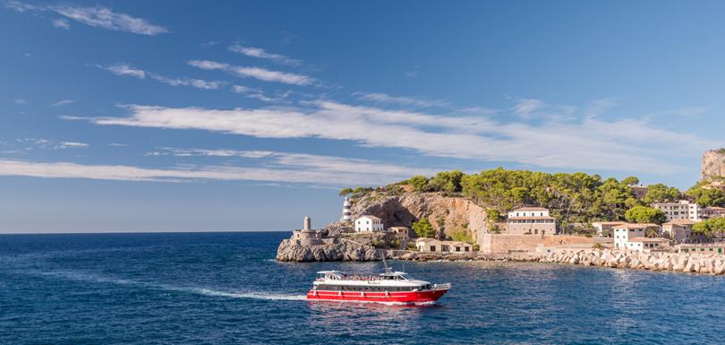 Port de Sóller - Finca oder Ferienwohnung mieten, auf Mallorca, Balearen, Spanien