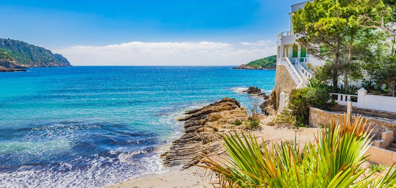 Sant Elm - Finca oder Ferienwohnung mieten, auf Mallorca, Balearen, Spanien