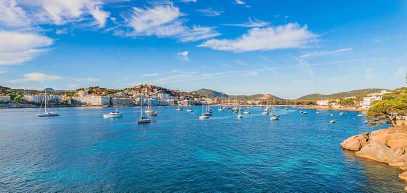 Santa Ponsa - Finca oder Ferienwohnung mieten, auf Mallorca, Balearen, Spanien