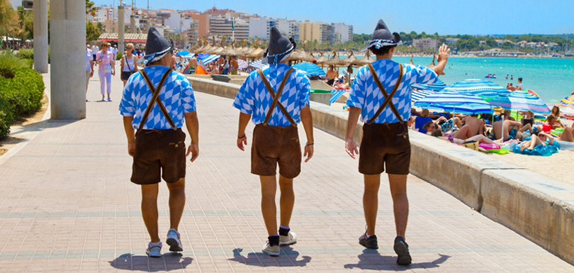 S'Arenal - Finca oder Ferienwohnung mieten, auf Mallorca, Balearen, Spanien (El Arenal)