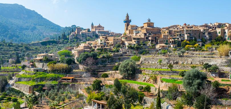 Valldemossa - Finca oder Ferienwohnung mieten, auf Mallorca, Balearen, Spanien