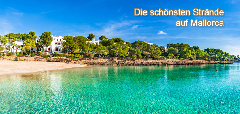 Die schönsten Strände auf Mallorca