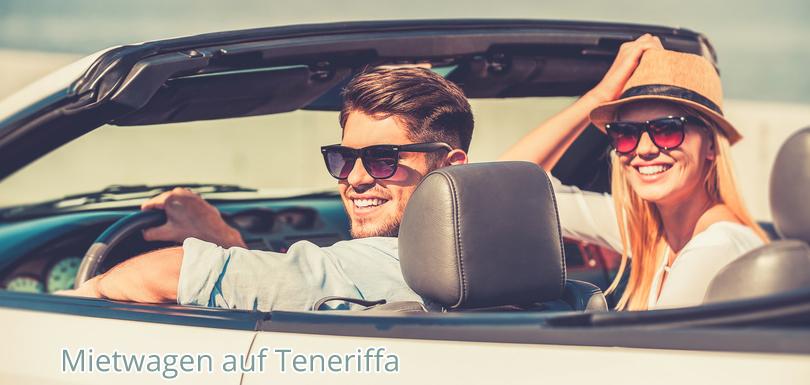 Mietwagen auf Teneriffa: Autovermietung über HappyCar