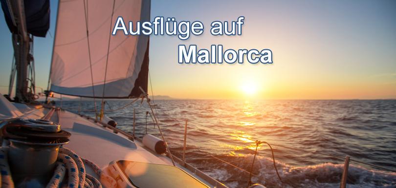 Ausflüge und Tagestouren auf Mallorca