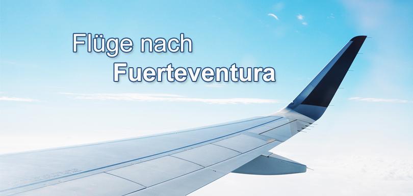 Last Minute Flüge nach Fuerteventura