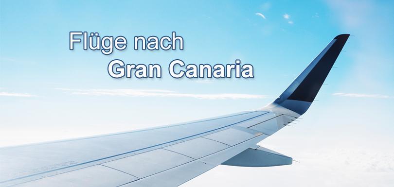 Last Minute Flüge nach Gran Canaria - Las Palmas
