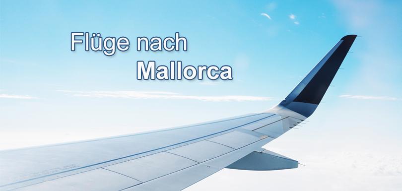 Flüge Nach Mallorca Mit Günstigem Last Minute Flug Auf Die Insel
