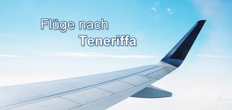 Last Minute Flüge nach Teneriffa